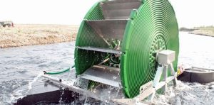 Barsha Pump - Hydro powered irrigation